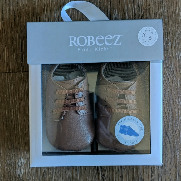Robeez Shoes | Robeez Leather Baby Boy